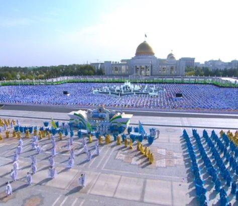 Turkmenistan Unabhängigkeit 2016