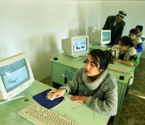 Komputerkurs Tadschikistan