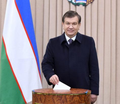 Mirsijojew Usbekistan