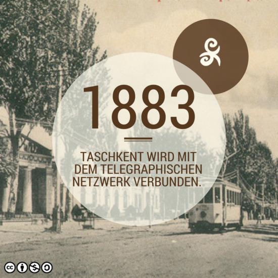 Telegraph Taschkent
