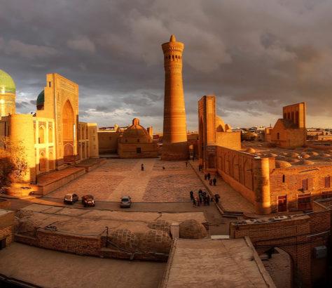 Usbekistan Bukhara