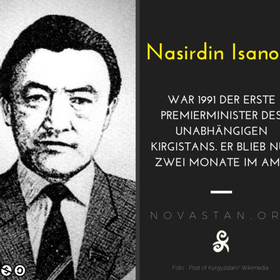 Nasirdin Isanow