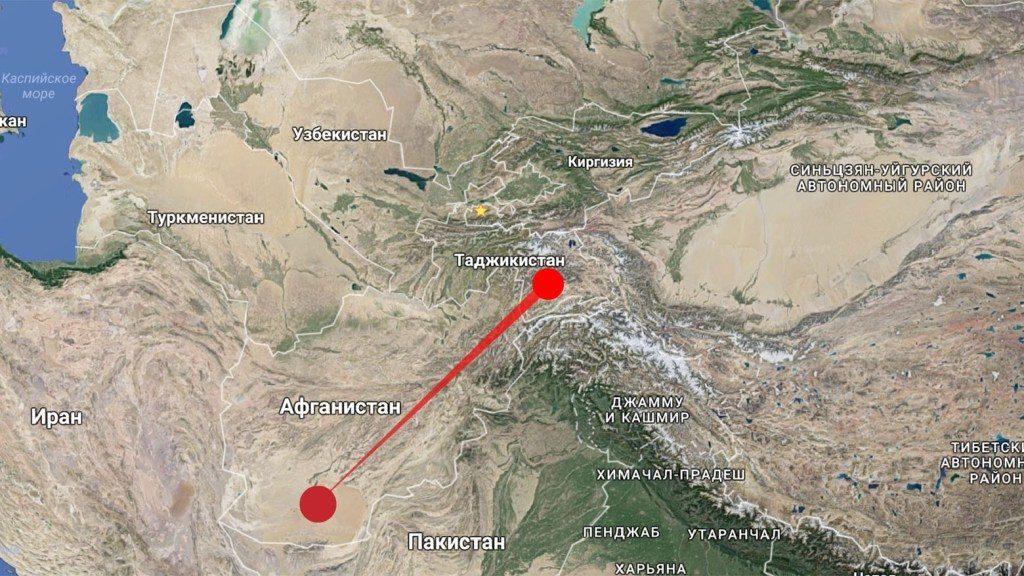 Wind Afghanistan Tadschikistan