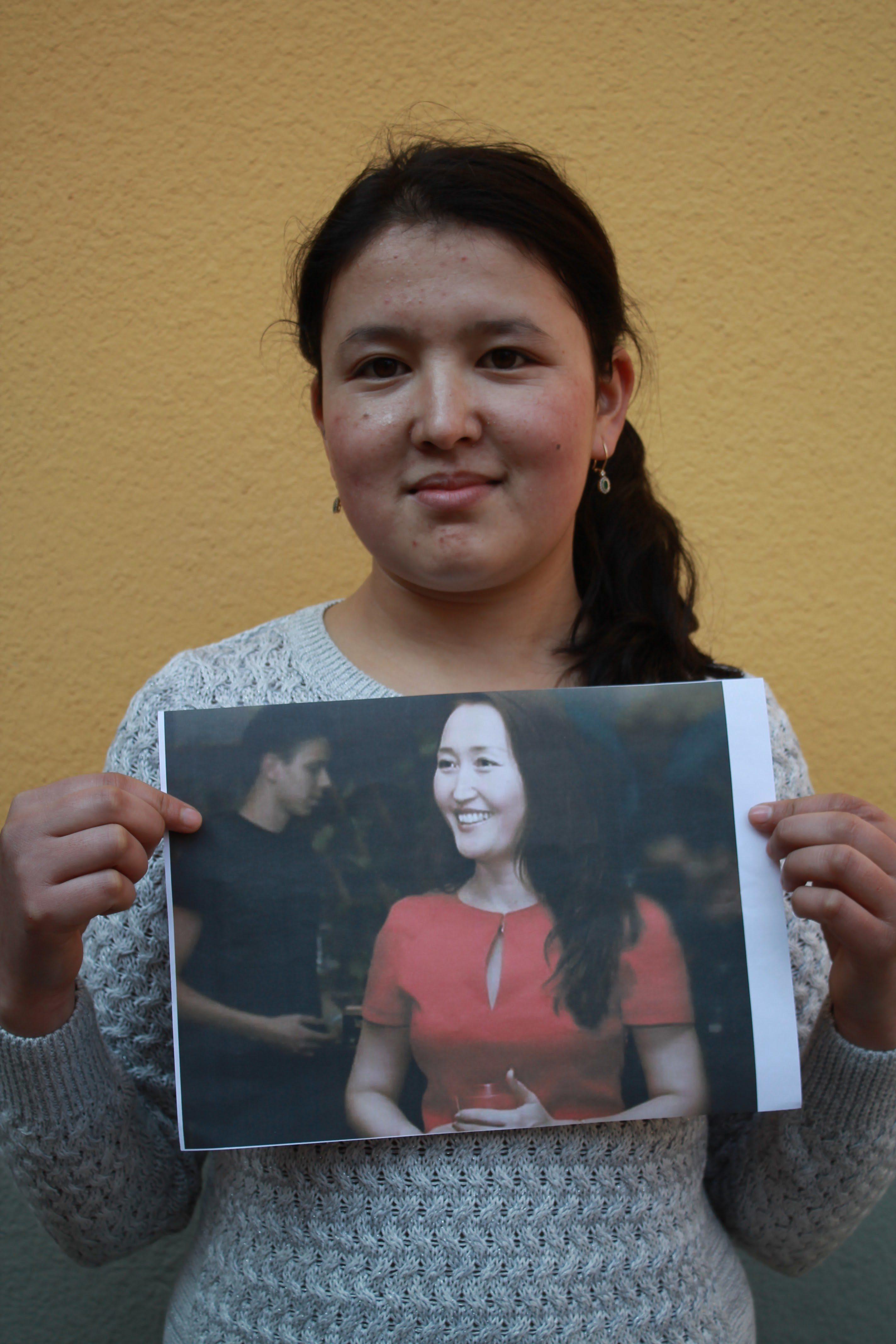 Aizirek Eralieva (20) aus Osch