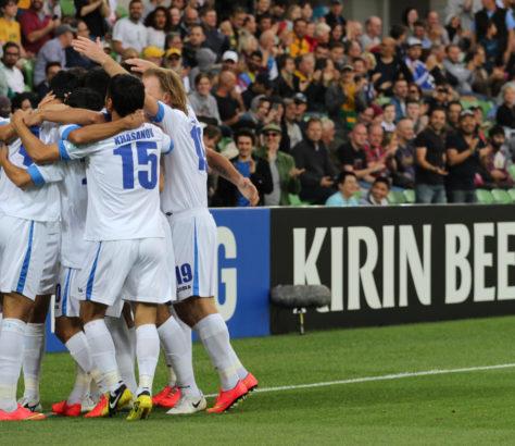 Usbekistan Fußball Nationalmannschaft