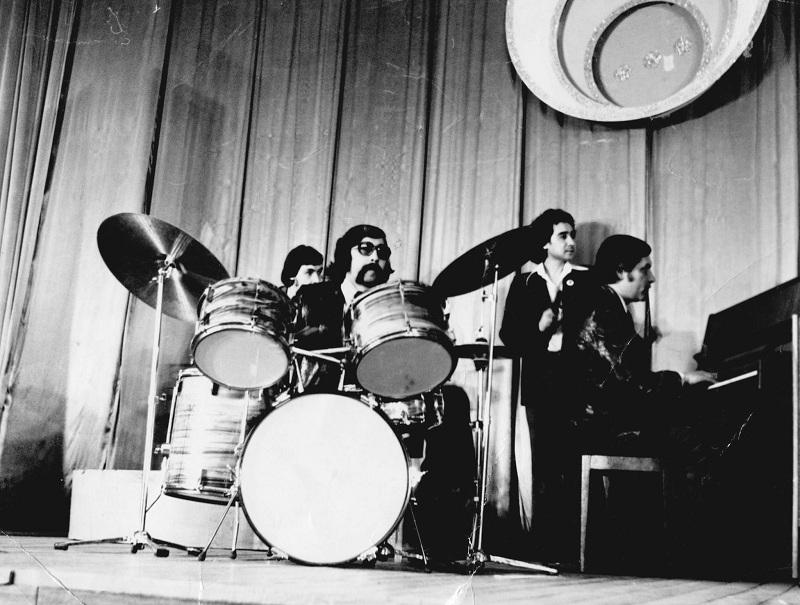 """Die Gruppe """"Bumerang"""" war stilprägend für den kasachischen Jazz"""