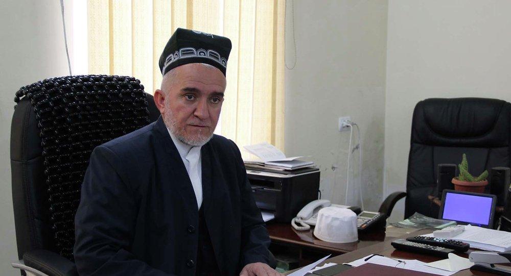 Saismukarram Abdulkodirsoda Ulema Tadschikistan Religion