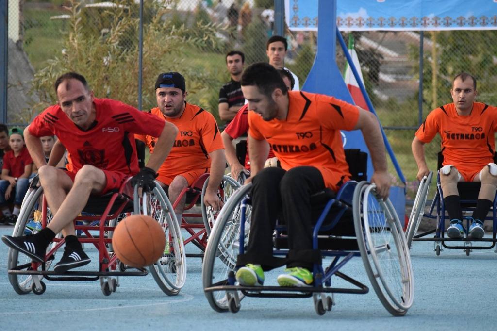 """""""Wir sind zu vielem fähig"""" - Basketballer in Tadschikistan"""