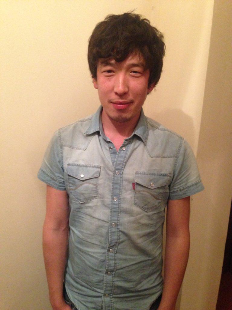 Menschen Kirgistan Arslan Bischkek