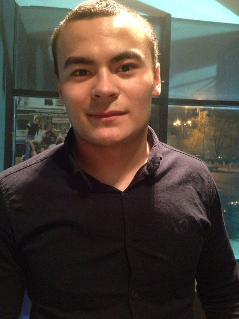 Menschen Kasachstan Sergej Karaganda