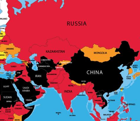 Reporter ohne Grenzen Ranking 2017