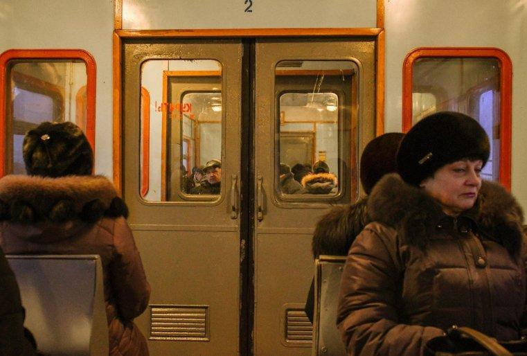 Stepnogor Kasachstan Zug