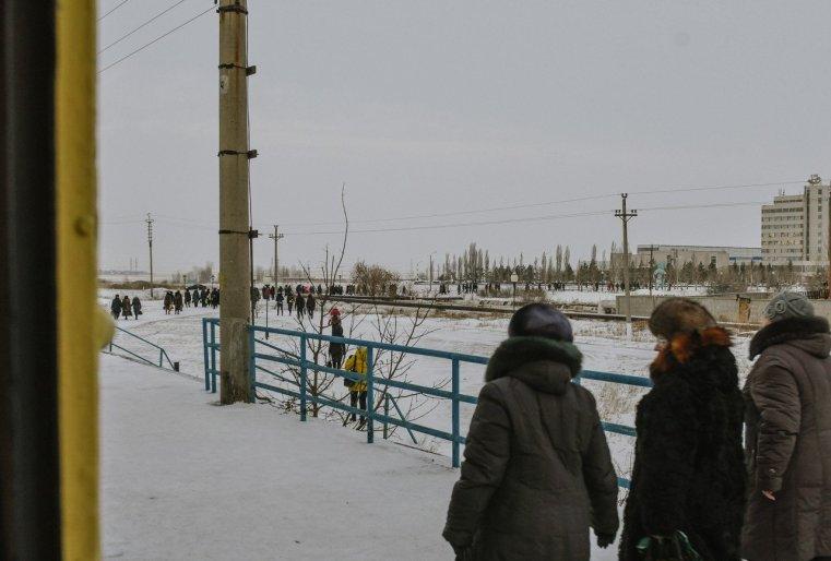 Stepnogor Kasachstan