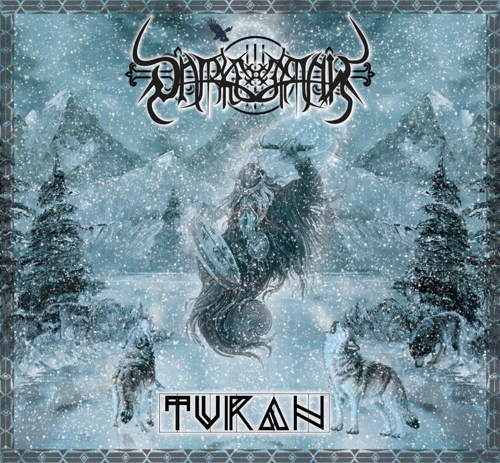 Darkestrah Turan Album Cover