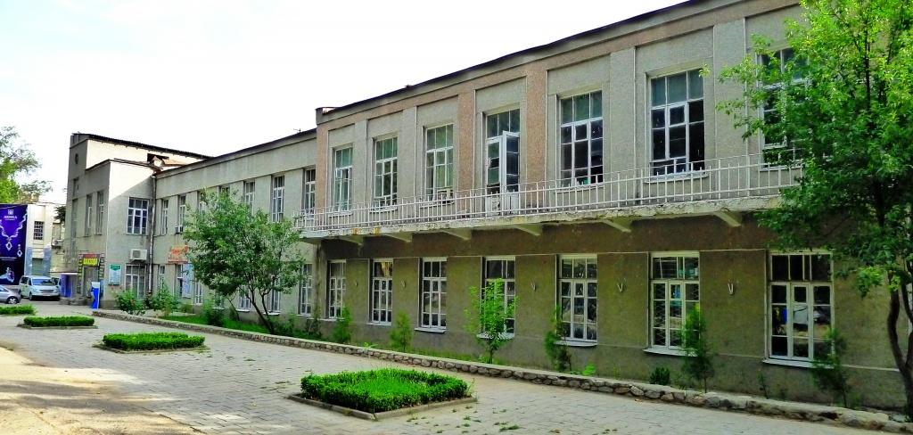 Haus des Druckes Duschanbe Tadschikistan