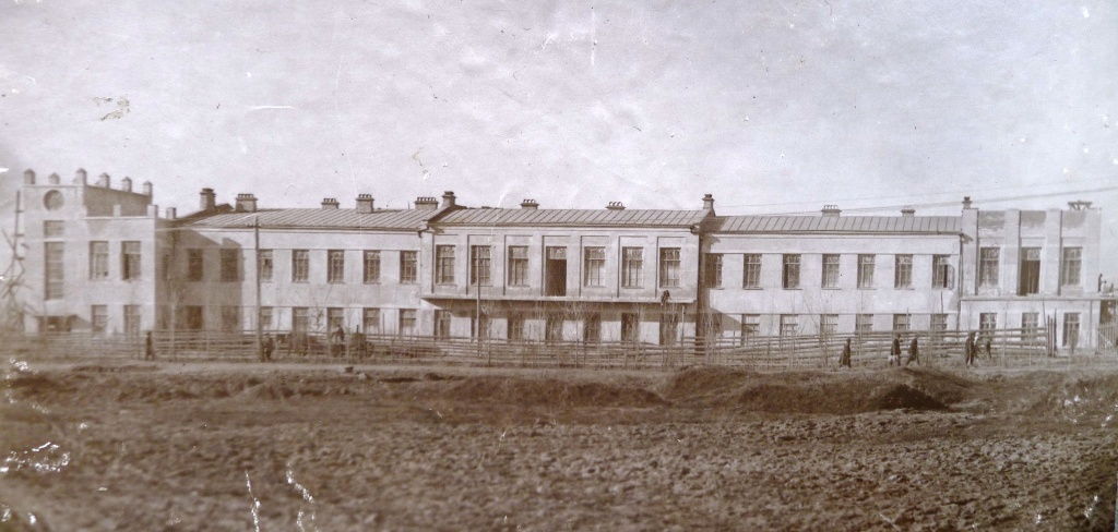 Haus des Druckes Duschanbe Taschkent