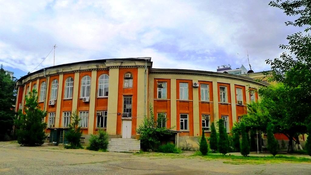 Zentralkommitee Kommunistische Tadschikistan Duschanbe