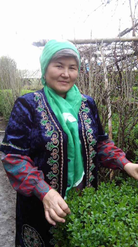 Kirgisen