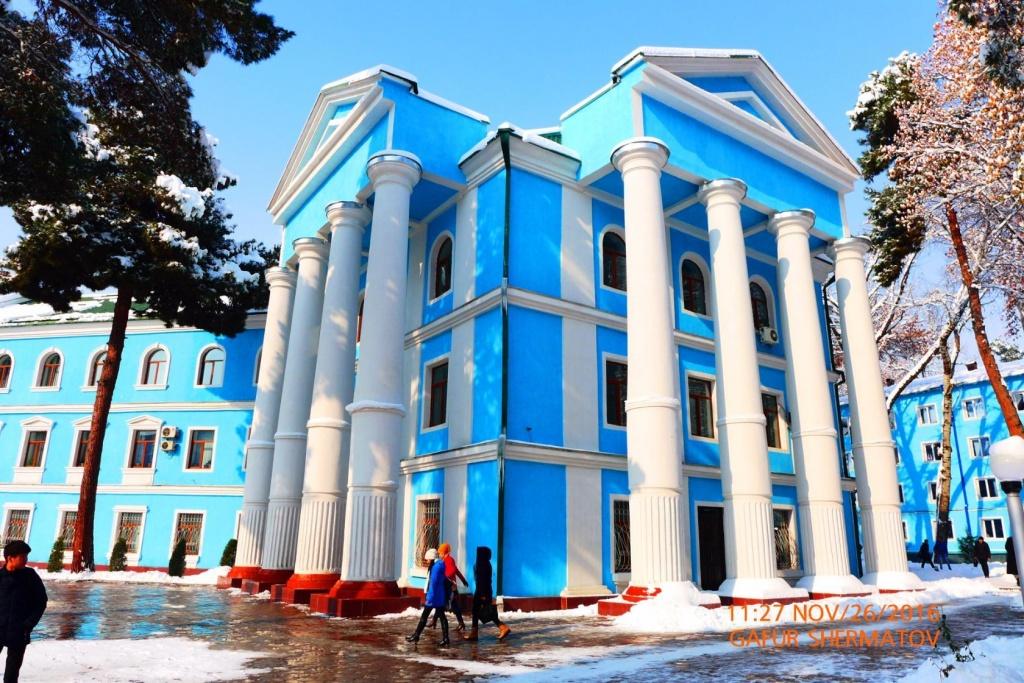 Medizin Institut Duschanbe Tadschikistan