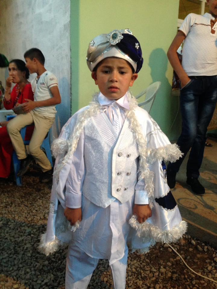Menschen Zentralasiens Tadschikistan Abubaker Beschneidung