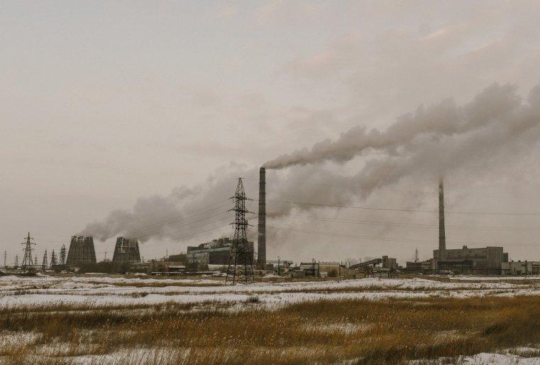 Zelinograd 25 Kasachstan Stepnogor Industrie