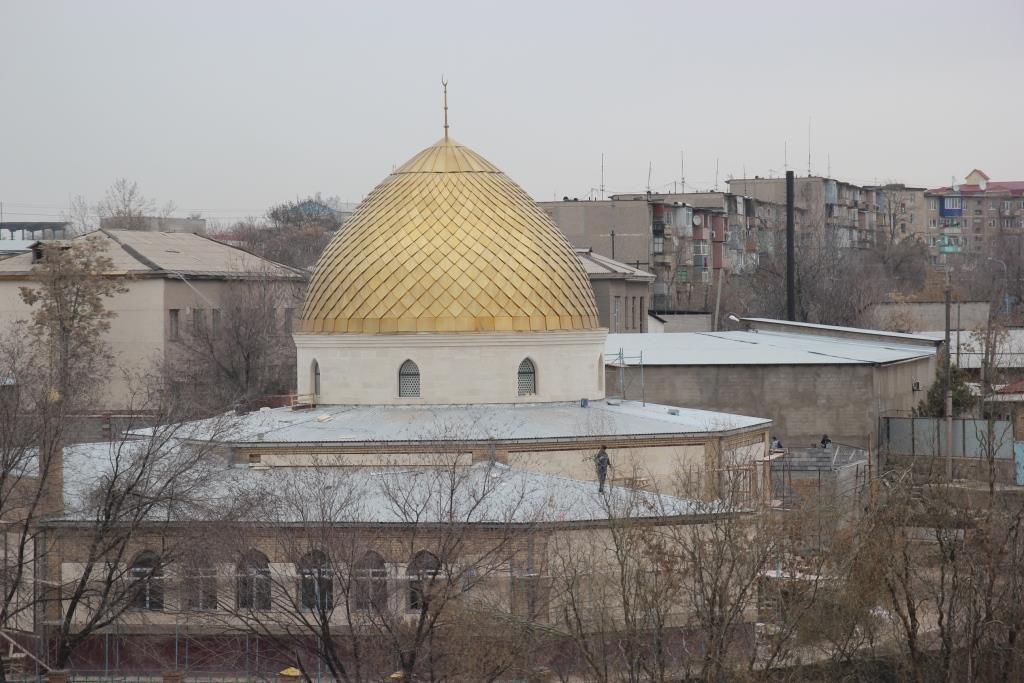 Schymkent Kasachstan Moschee Islam