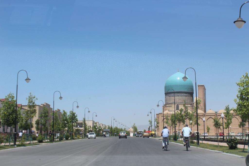 Shahrisjabs Usbekistan