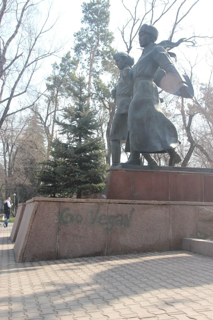 Vegan Kasachstan Almaty