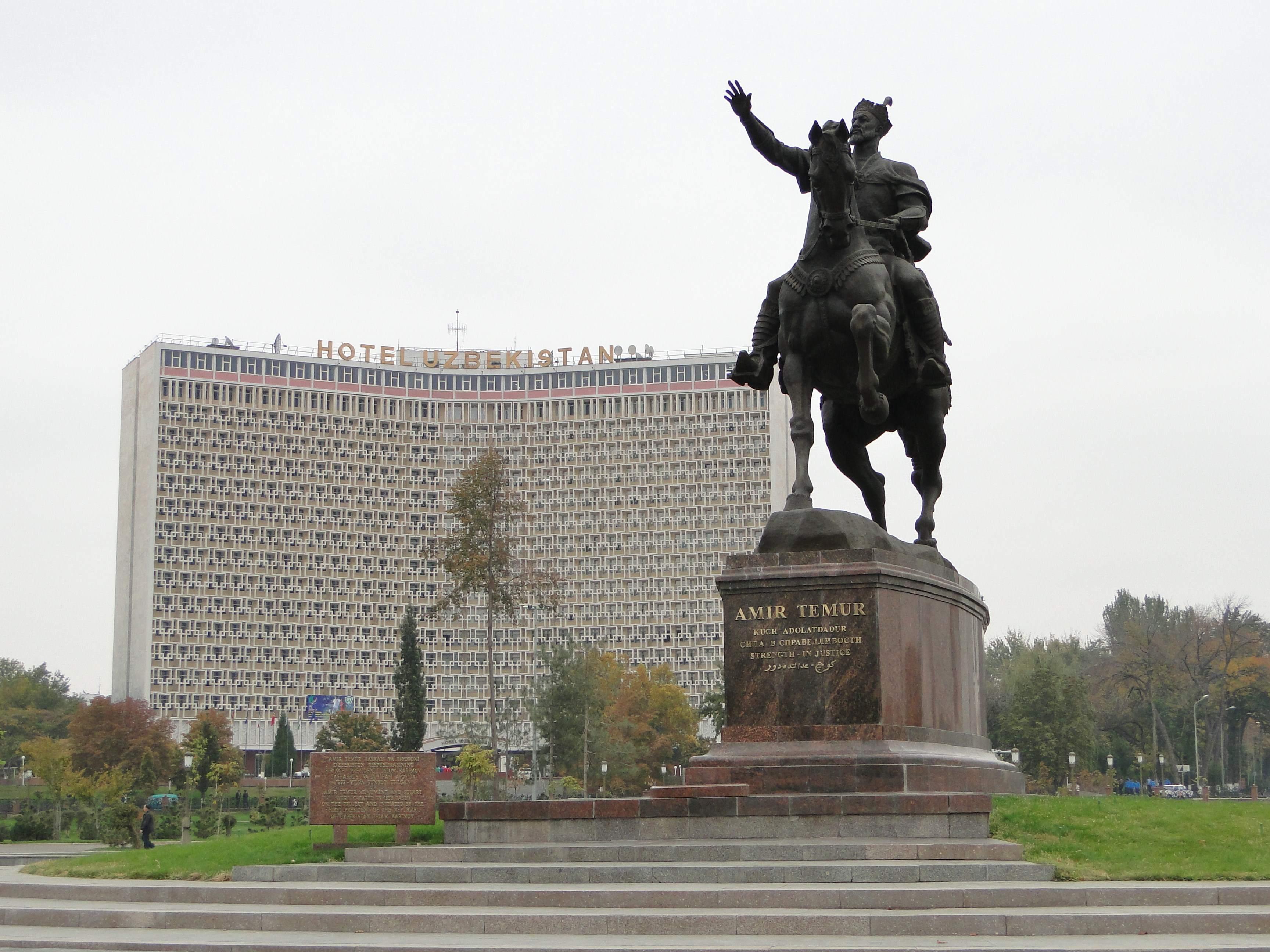 Taschlent Amir Timur Usbekistan