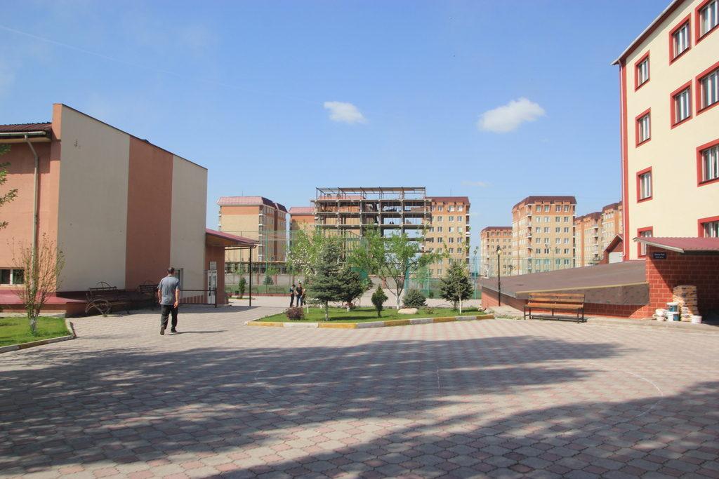 Campus Atatürk-Alatoo Universität Bischkek