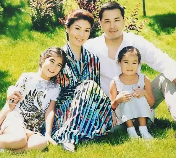 Alisa Tochter Präsident Kasachstan