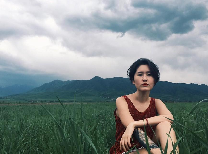 Alija Kirgistan Atambajew Tochter
