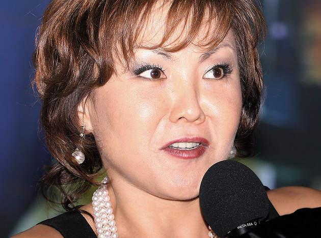 Dinara Dinar Tochter Präsident Kasachstan Forbes