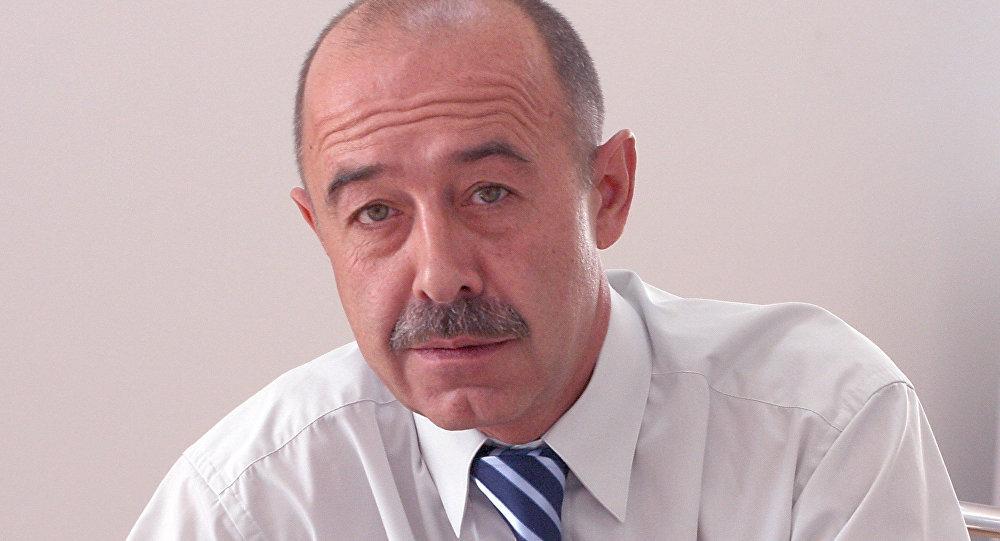 Experte Zentralasien Mittlerer Osten