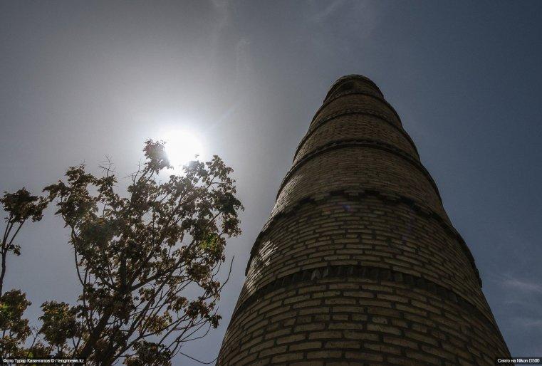 Minarett Schymkent