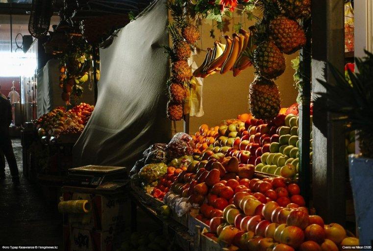 Schymkent Obst