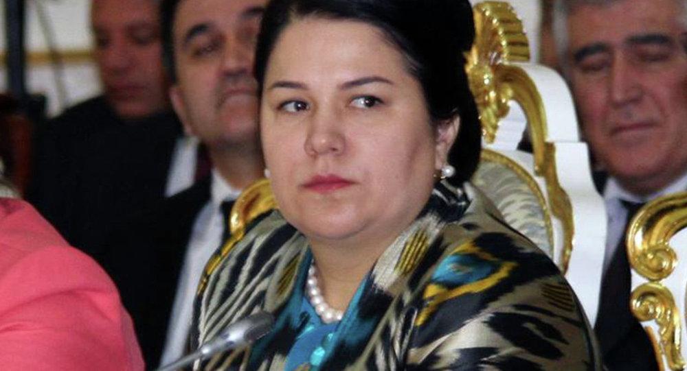 Osoda Rachmon Tadschikistan Tochter Präsident