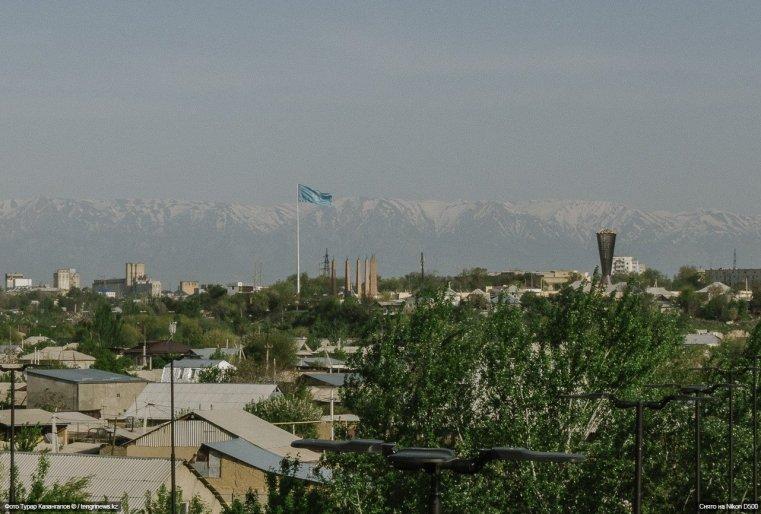 Panorama Schymkent