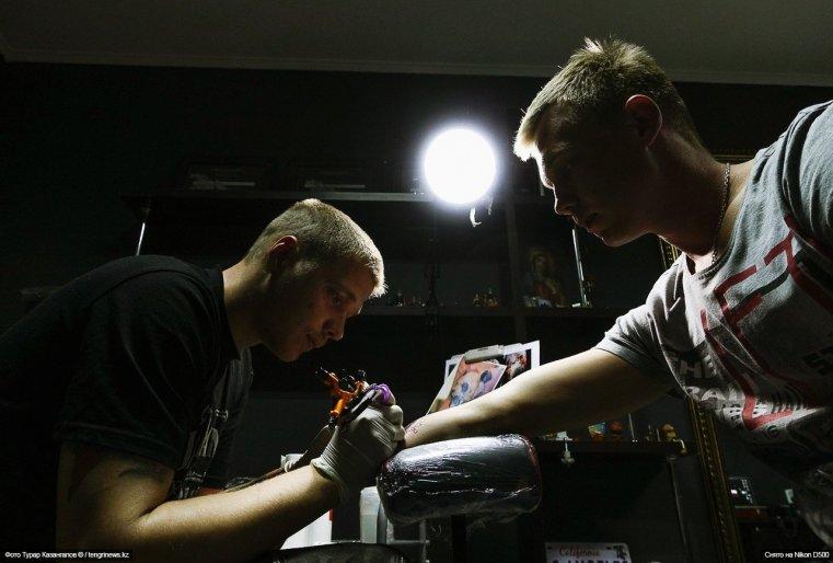 Sergej Tatowierer Tattoo