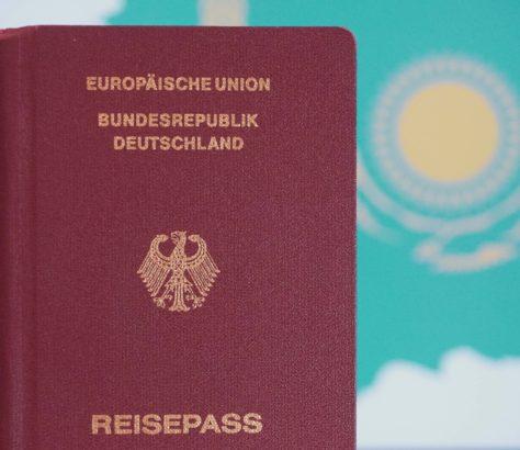 Kasachstan Tourismus Deutschland