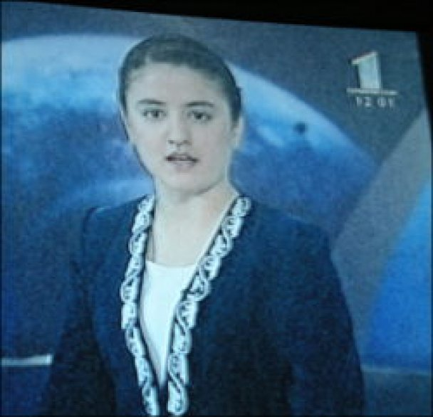 Zarina Rachmon Tochter Präsident