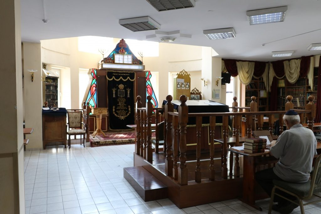 Synagoge Kasachstan Almaty