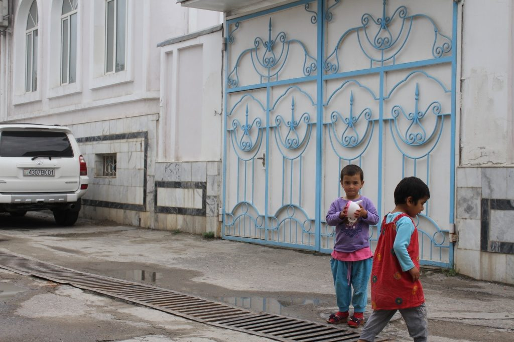 Synagoge Duschanbe