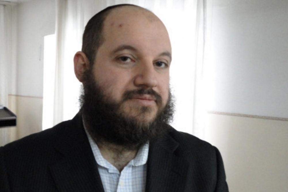 Rabbi Arie Reichman Judentum Kirgistan