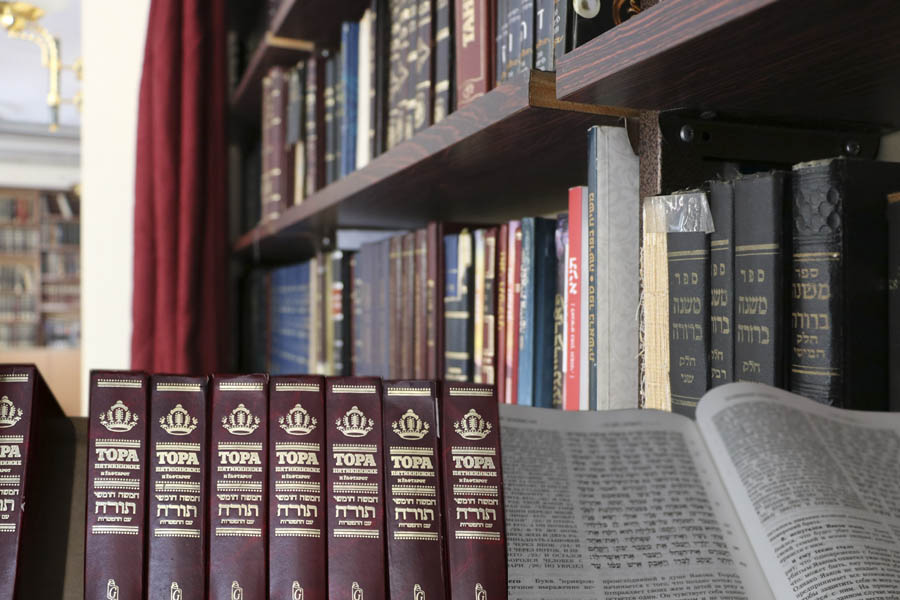 Tora Synagoge Almaty