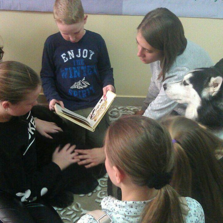 Canistherapie Hunde Kinder Psychologie