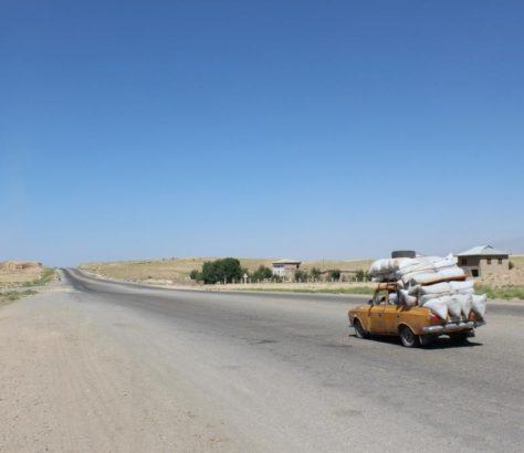 Lada Karshi Usbekistan
