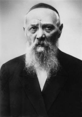 Rebbi Levi Yitzchak Schneerson