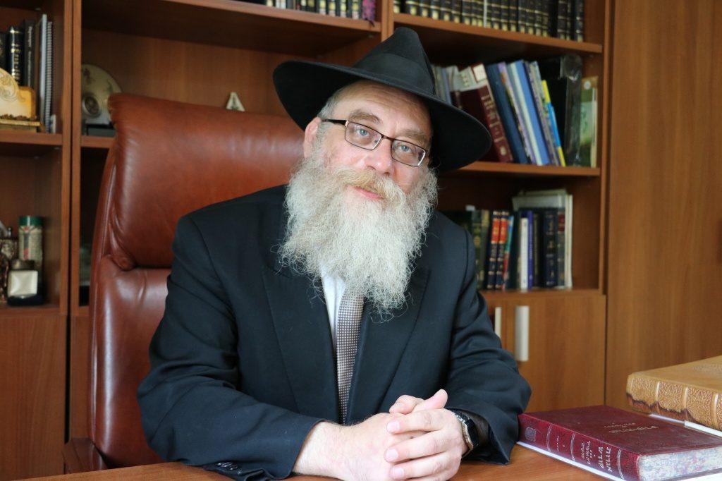 Jeshaja Cohen Rabbiner Kasachstan