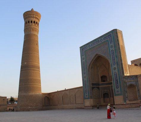 Buchara Kalian Minarett Usbekistan